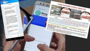 Việc cho vay tiền cho qua các App ứng dụng công nghệ hiện tại có nhưng sai phạm gì về pháp luật?
