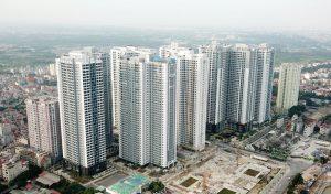 Các tranh chấp trong quá trình quản lý sử dụng nhà chung cư.