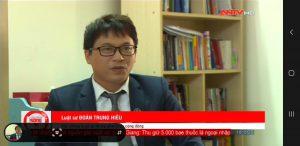 Sử dụng pháo như thế nào để đúng với tinh thần của nghị định 137/2020/NĐ-CP (trích nguyên văn bài phỏng vấn bên kênh truyền hình ANTV với Luật sư Đoàn Trung Hiếu)
