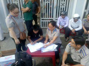 Các biện pháp cưỡng chế thi hành án dân sự
