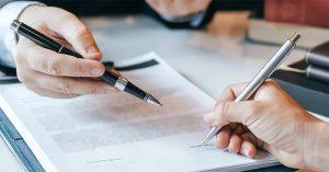 Nguyên tắc áp dụng giải quyết thủ tục đăng ký doanh nghiệp
